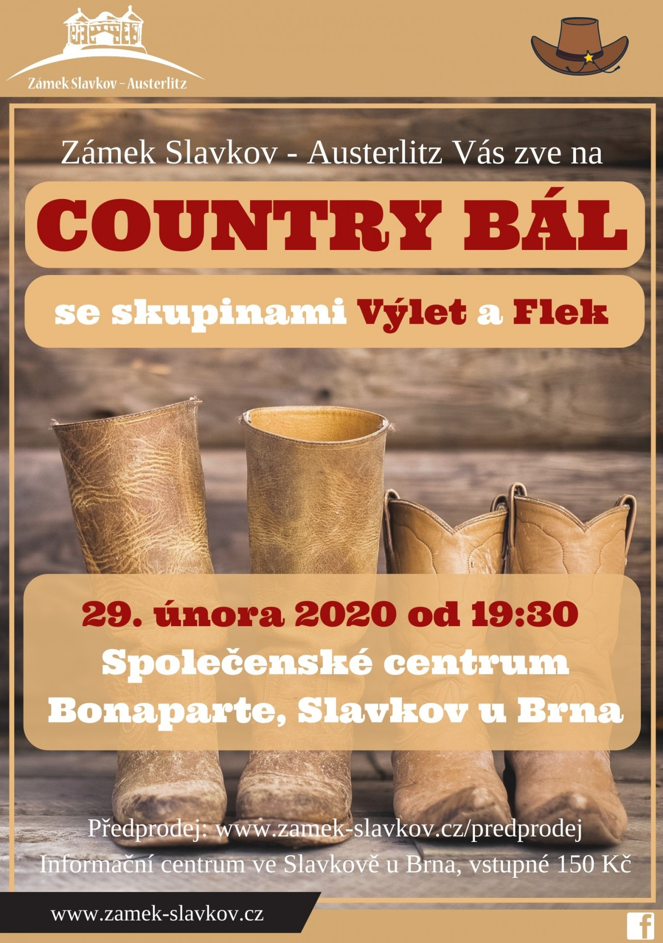 Country bál