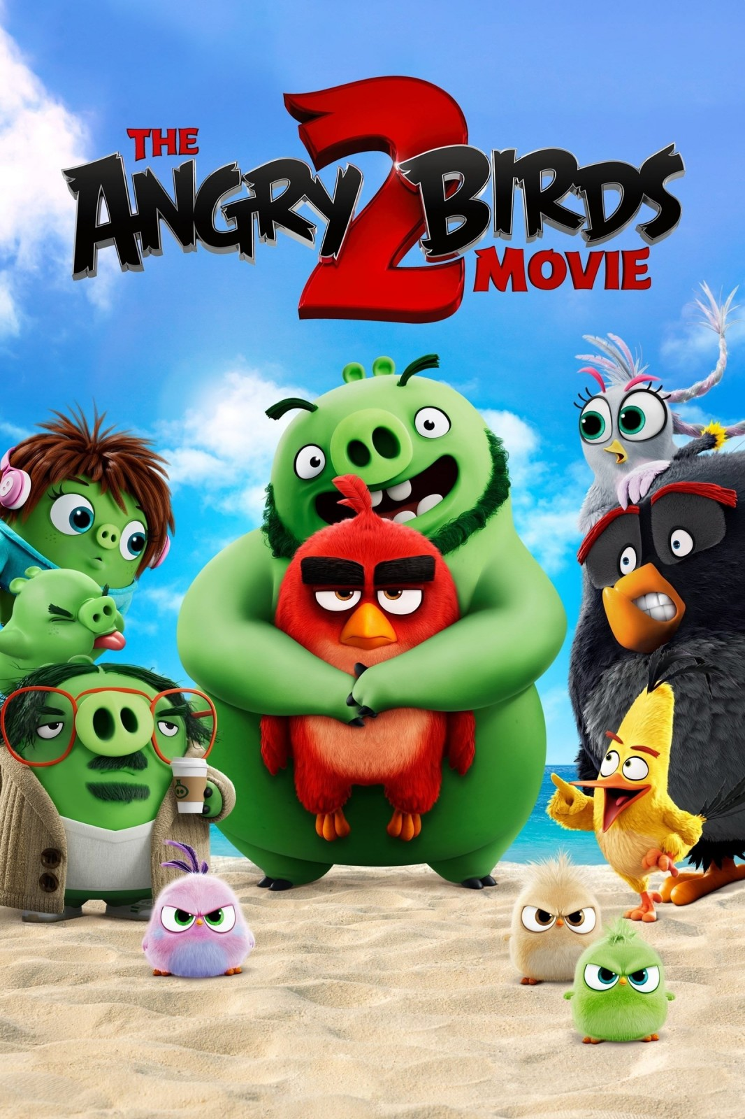 AngryBirds ve filmu 2